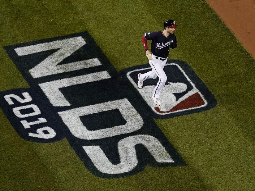 Divisional Series - Los Angeles Dodgers v Washington Nationals - Game Four