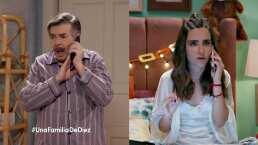 Conoce a 'Jessica', la jefa tirana millennial de 'Plácido': Mira su primera aparición en Una Familia de Diez