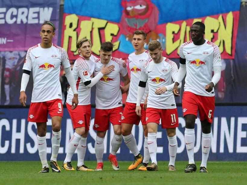 RB Leipzig v VfB Stuttgart - Bundesliga