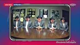 Grupo Pesado formará parte del disco por los 40 años de Los Invasores de Nuevo León