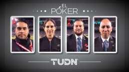 El Póker: el 0-3, reflejo de la diferencia entre Team USA y México