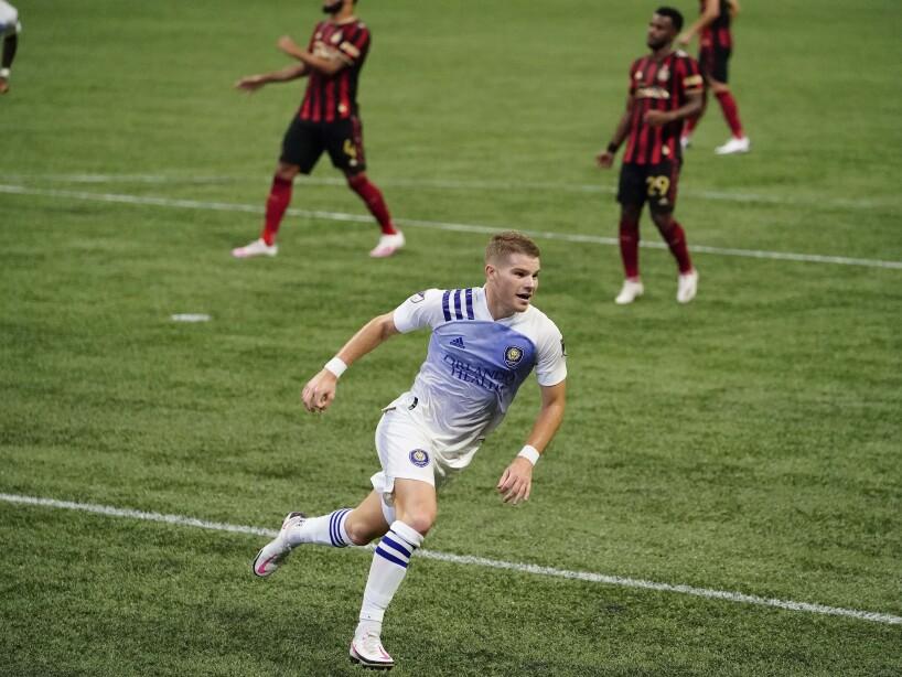 MLS Orlando City Atlanta United Soccer