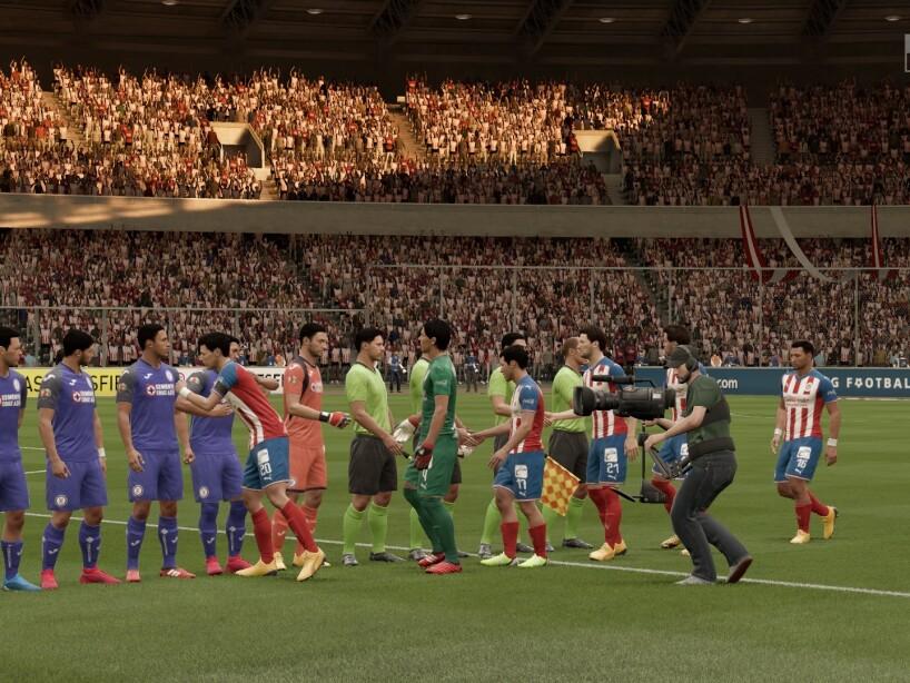 8 Chivas vs Cruz Azul.JPG