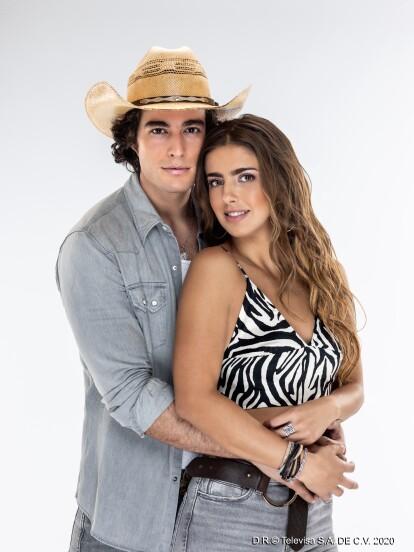 Danilo Carrera y Michelle Renaud estelarizan 'Quererlo Todo', el nuevo melodrama de Nacho Sada, en el que de nueva cuenta vuelven a ser pareja en la ficción.