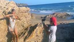"""Con tan solo 8 años, hijo de Paty Materola dirige videoclip de su mamá: """"¡Es el más emotivo!"""""""
