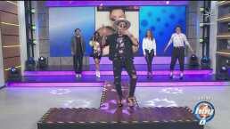 Kunno, el 'Rey de TikTok', fue el invitado de lujo del programa 'Hoy'