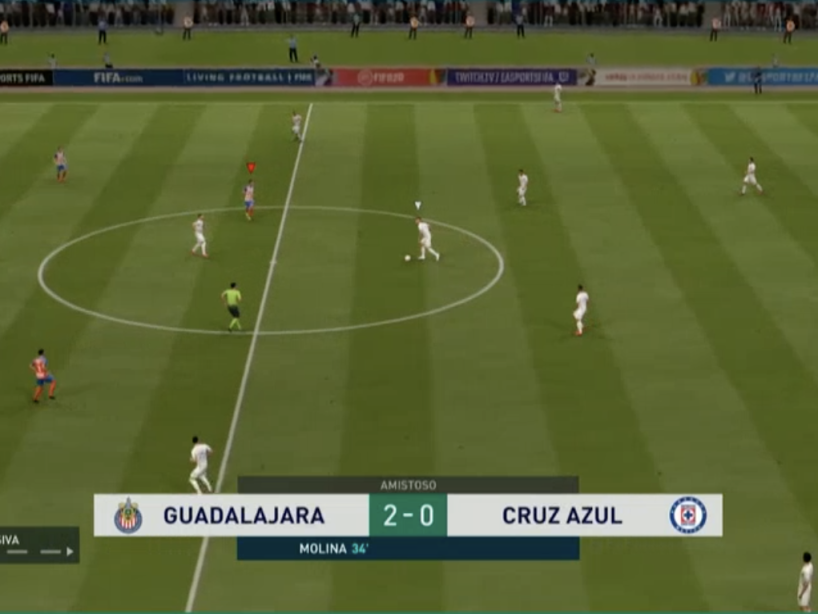 eLiga MX, Cruz Azul vs Chivas, 15.png