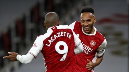 Arsenal le arrebató tres puntos al West Ham | Con goles de Lacazette y Nketiah, los 'Gunners' despacharon a los 'Hammers' en la segunda fecha de la Premier League.