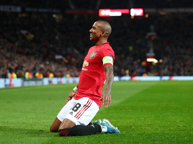Ashley Young.