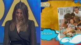 ¿Galilia?: Así reaccionó Galilea Montijo cuando vio su nombre mal escrito en pantalla