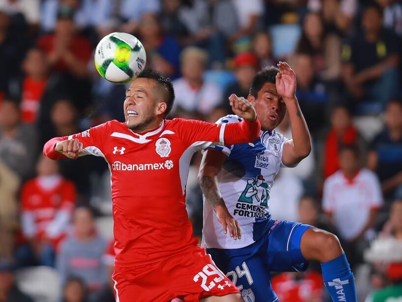 Pachuca v Toluca - Torneo Clausura 2019 Liga MX