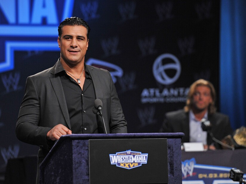 WrestleMania XXVII Press Conference