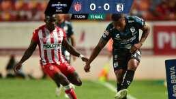 Necaxa y Querétaro no pasan del 0-0 en el Estadio Victoria