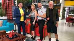 """""""¡Qué bárbara!"""": Galilea Montijo queda fascinada con el look rockero de la 'mami chula' de Hoy"""