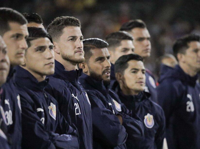 En duelo amistoso, Guadalajara cae ante Morelia 1-0.