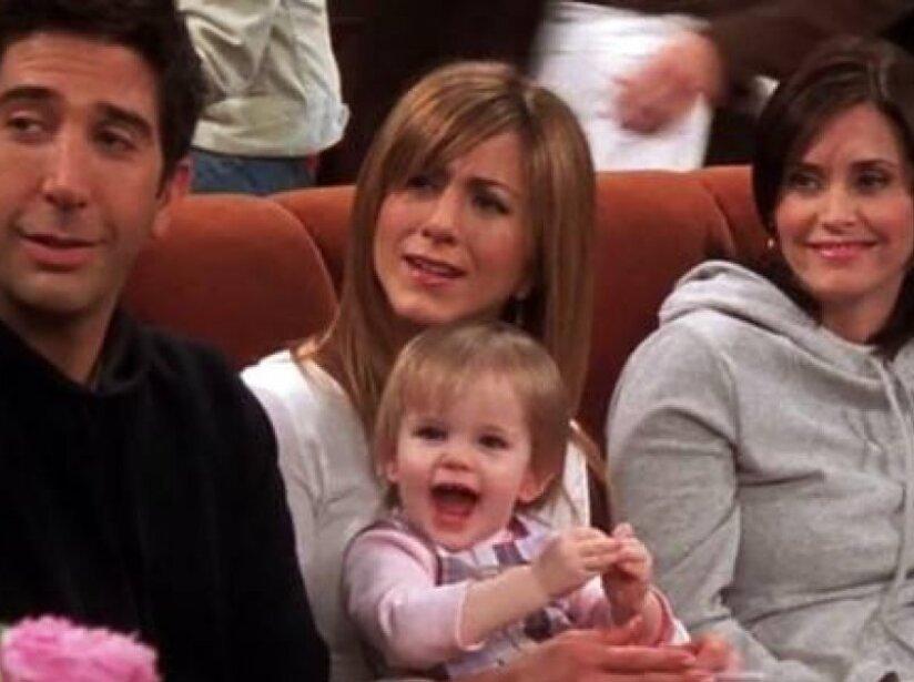 Ben y Emma: ¿recuerdas los gemelos que interpretaron a los hijos de Ross y Rachel?