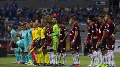 Con un categórico 3-0 en el Estadio Jalisco cayó el invicto del Atlas a manos de Cruz Azul en la jornada cinco del Apertura 2019.