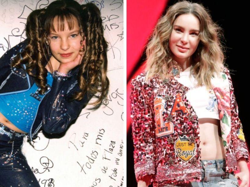 Belinda cumple 30: Mira su transformación de estrella infantil a ícono latino