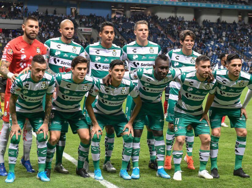 Monterrey v Santos Laguna - Playoffs Torneo Apertura 2019 Liga MX