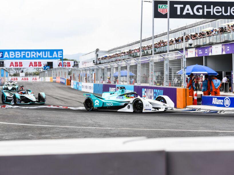 Formula-E Race in Sanya
