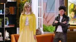 'Liz' y 'Benito' hacen el casting de 'Vaselina' y este fue el resultado