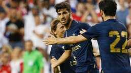 Pogba, James y Bale hacen del Madrid un 'torbellino' tras la lesión de Asensio