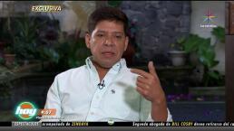"""Javier Carranza """"El Costeño"""" denuncia agresiones"""