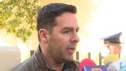 Eduardo Carabajal hace frente a la demanda por agredir a actriz