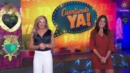 CUÉNTAMELO YA!: Programa completo del Lunes 15 de febrero