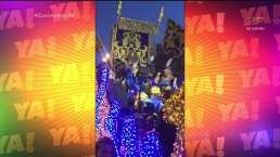 Las rápidas de Cuéntamelo ya! (6 de enero): Alejandro Sanz se caracterizó como Rey Mago