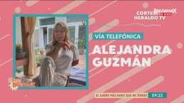Alejandra Guzmán habla sobre sus problemas con Frida Sofía: 'Soy una madre destrozada'