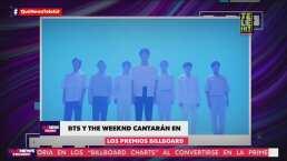 BTS y The Weeknd cantarán en los Premios Billboard