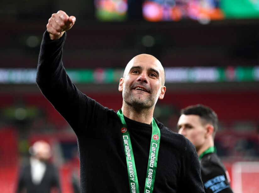 Aston Villa v Manchester City - Carabao Cup Final