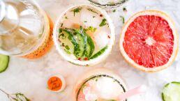 RECETAS: Cockteles y bebidas alcohólicas bajas en calorías