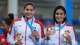 La medalla 14 de Paola Espinosa en Juegos Panamericanos