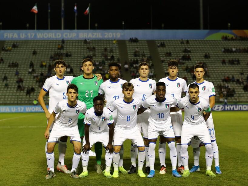 México cae 2-1 ante Italia en la J2 del Mundial de la FIFA Sub-17 y complica su clasificación