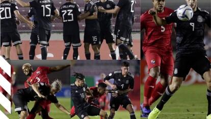 Con doblete de Raúl Alonso Jiménez y otro tanto de Edson Álvarez, México se impone 0-3 en su visita a Panamá.