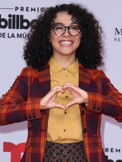 Elyfer Torres es la protagonista de 'Betty en NY', la nueva versión de la exitosa telenovela 'Yo soy Betty, la fea'.