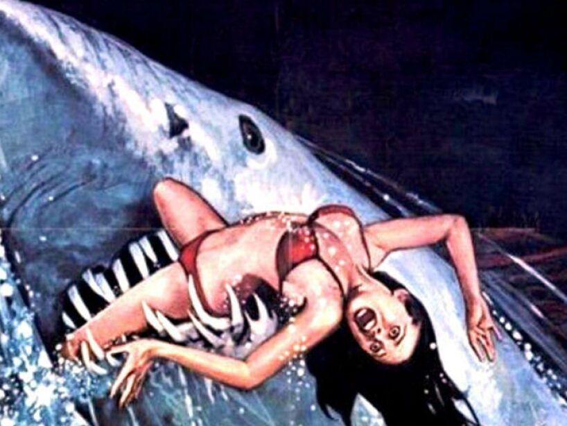 Una co-producción entre el Reino Unido y México, Tintorera llegó al cine en 1977, ¡se filmó en Cancún!