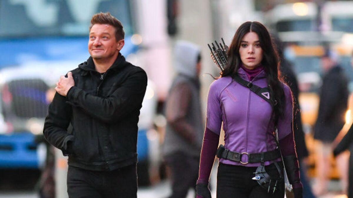 Hawkeye: Revelan primer vistazo y fecha de estreno de la nueva serie de  Marvel   Series   Canal 5