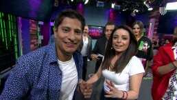 Violeta Isfel provoca que sus contrincantes le tengan miedo en 'Game Time'