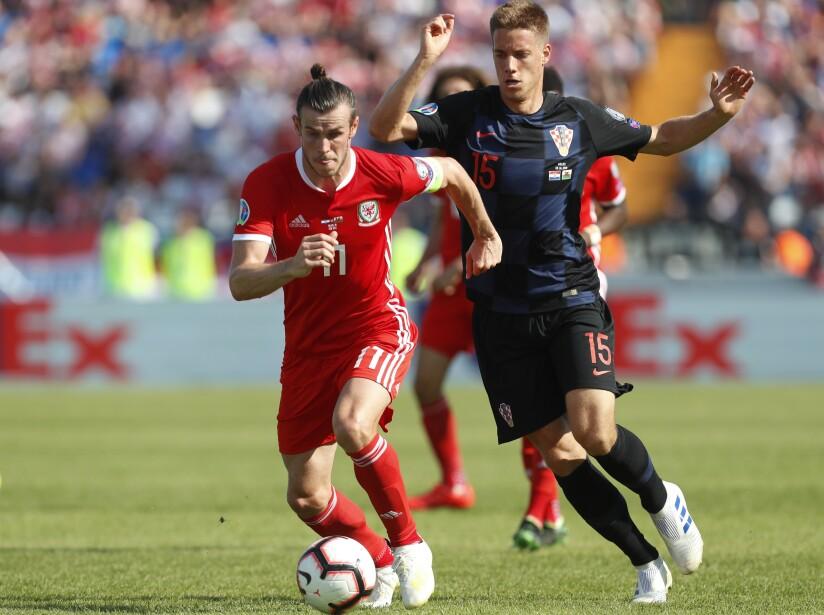 Croatia Wales Euro 2020 Soccer