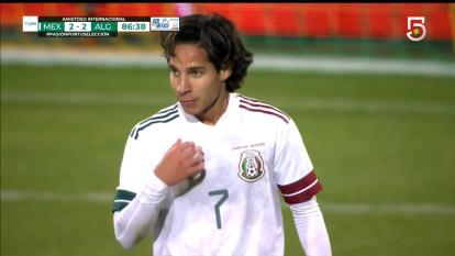México iguala a Argelia en partido amistoso