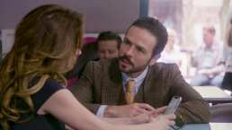 Este lunes: Roberto está seguro que Victoria siente algo por él