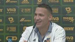 """Dueñas: """"Festejé el gol más que el propio Nahuel Guzmán"""""""