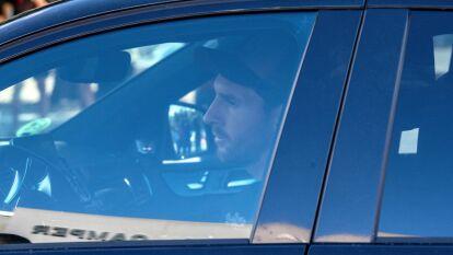 Messi de regreso en el Barcelona
