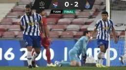 El FC Porto sacó una dura victoria, pues pierden a Tecatito