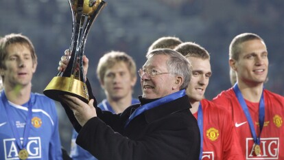 Sir Alex ganó 38 títulos en sus 26 años en el club y nosotros te contamos algunas cosas que no conocías del legendario entrenador escocés.
