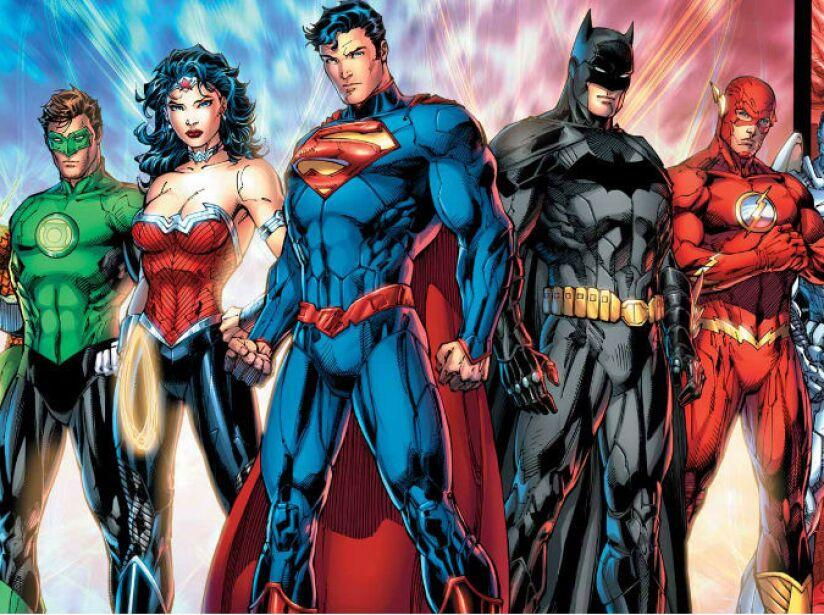 ¿Cuál es tu superhéroe favorito? ¡Próximamente los verás a todos juntos en la Liga de la Justicia!
