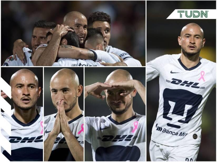 Para la UNAM anotaron González (11'), Mora (70'), Freire (79') e Iniestra (88'); Isijara (27') descontó y Nervo (94') marcó autogol.